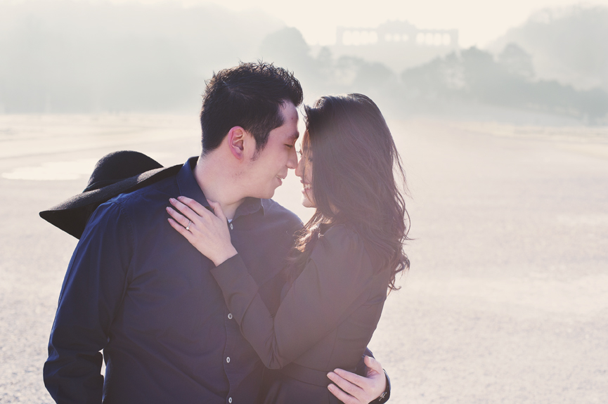 Verlobung am Neujahrstag